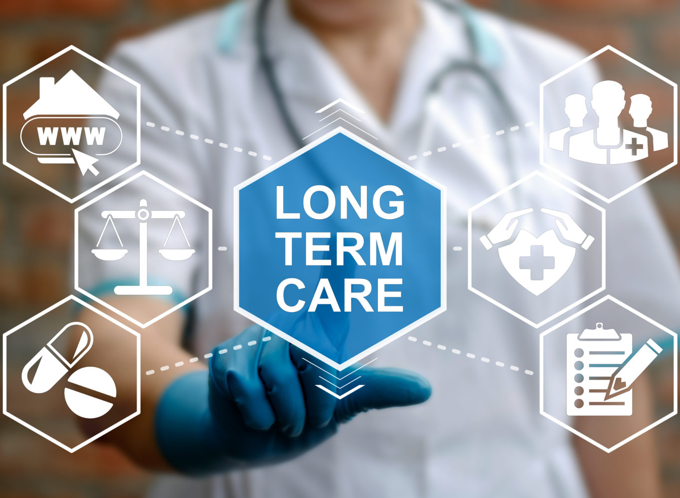 Long Term Care - Do You Think You Don't Need It?