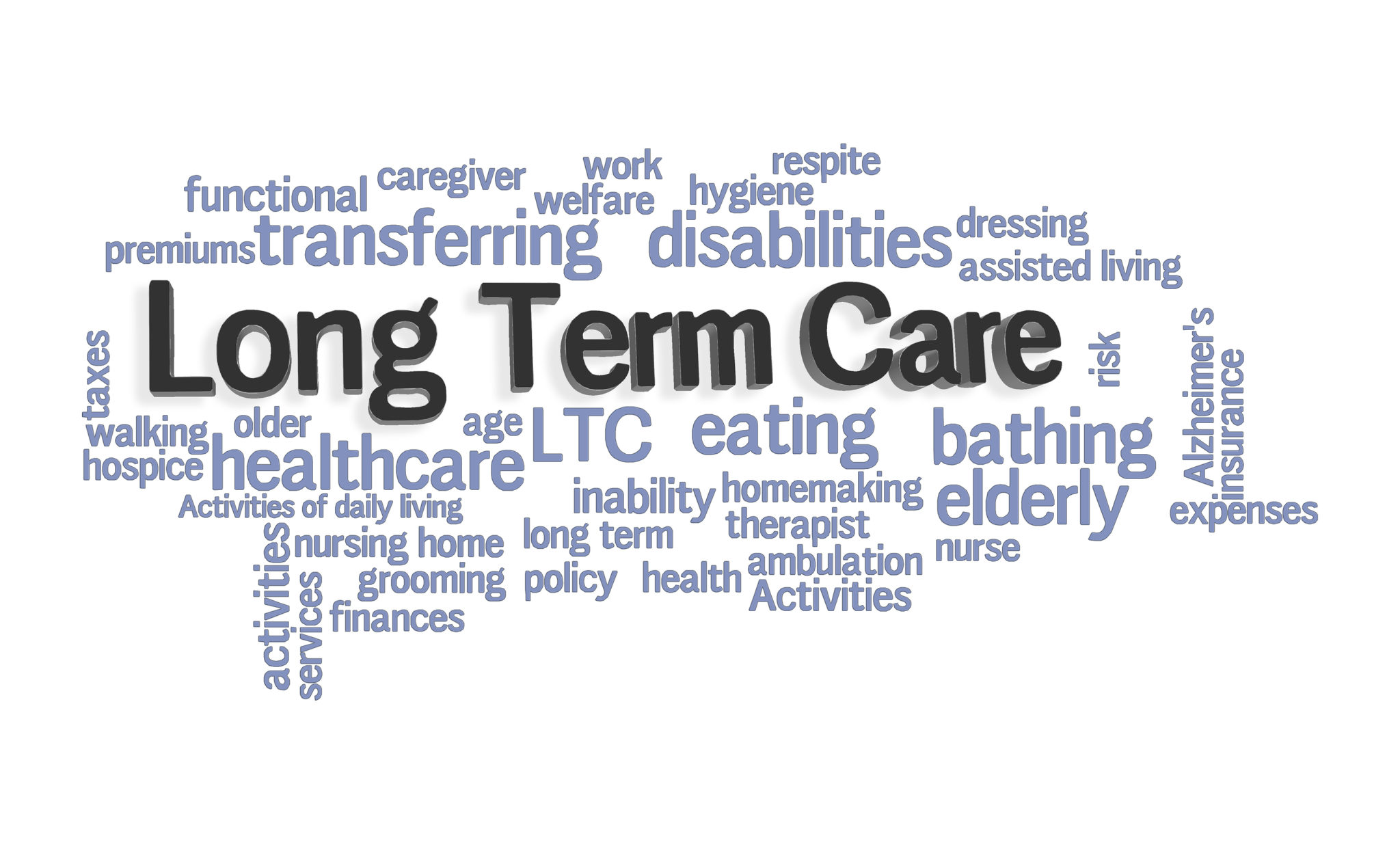Long Term Care Insurance - How To Pay For It With Ease